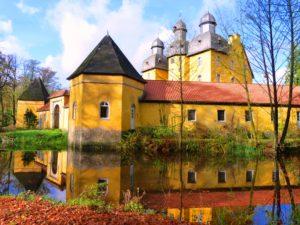 Jagdschloss Holte (Quelle: L. Teichmann)