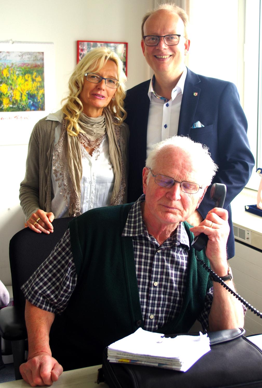 140530_Im Büro mit Dietmar Reiß