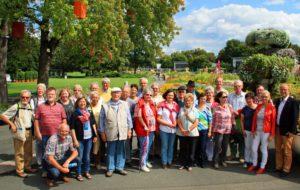 140814_Förderverein besucht Ega Park Erfurt